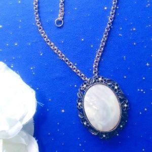 Vintage Necklace/Brooch